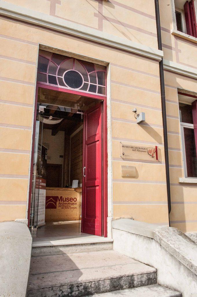 entrata museo archeologico bostel rotzo