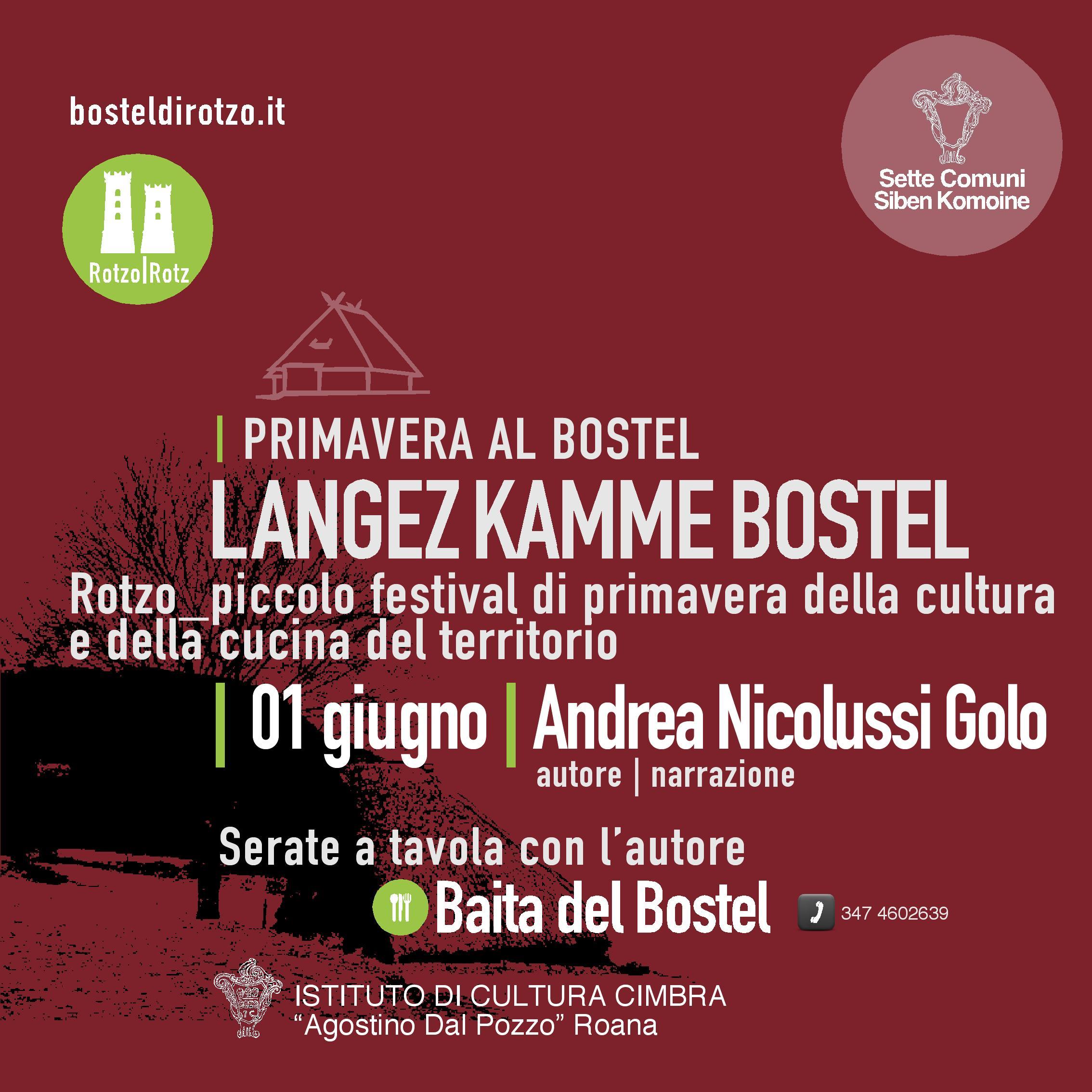 Langez Kamme Bostel – 01.06.2019 – Andrea Nicolussi Golo